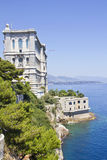 Monte Carlo coast, Monaco Royalty Free Stock Photography