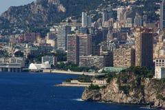 Monte Carlo del centro Immagine Stock