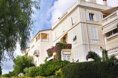 Monte Carlo domestica di lusso Fotografia Stock Libera da Diritti