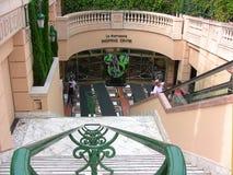 Monte Carlo el Metropole fotografía de archivo