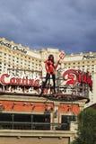 Monte - Carlo em Las Vegas Imagens de Stock