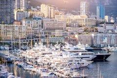 Monte - Carlo em Monaco foto de stock royalty free