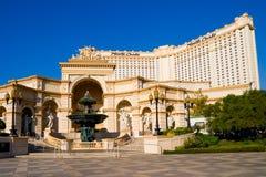 Monte Carlo en Las Vegas foto de archivo libre de regalías