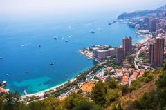 Monte Carlo Europe Stock Photography