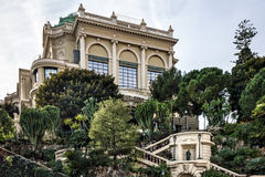 Monte Carlo Grand Casino, Monaco Stock Photography
