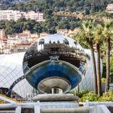 Monte Carlo Grand Casino, Monaco Stock Image