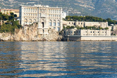 Monte Carlo Harbor, Monaco Royalty Free Stock Photography