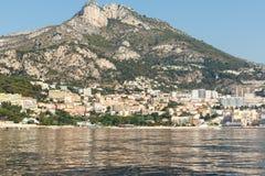 Monte Carlo Harbor, Monaco Royalty Free Stock Photos