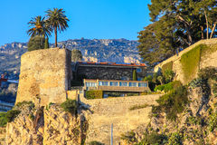 Monte Carlo Haus Stockbild