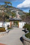 Monte Carlo Japanese Garden Stock Images