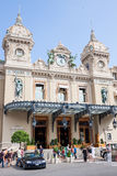 Monte Carlo Kasino Lizenzfreie Stockfotografie