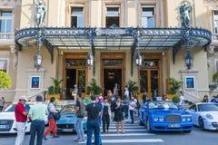 monte carlo kasyna Monaco Obraz Royalty Free