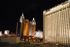 Monte, Carlo kurort i kasyno -, obszar wielkomiejski, miasto, drapacz chmur, punkt zwrotny Obrazy Stock