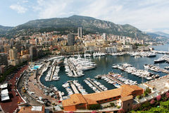 Monte Carlo, Mónaco Fotografía de archivo libre de regalías