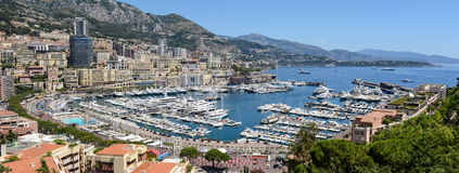 Monte Carlo Mónaco Fotos de archivo