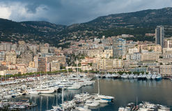 Monte Carlo, Monaco Royalty Free Stock Photos