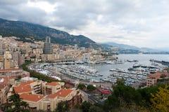 Monte Carlo, Monaco Royalty Free Stock Photos