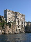 Monte - carlo, Monaco Arkivbilder