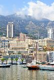 Monte Carlo Royalty Free Stock Photo