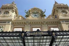 Monte Carlo,Monaco,Casino building Stock Photography