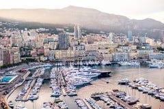 Monte Carlo in Monaco royalty free stock photo