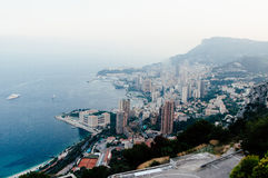 Monte Carlo, Monaco, French Riviera Royalty Free Stock Photos