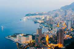 Monte Carlo, Monaco, French Riviera Royalty Free Stock Image