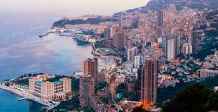 Monte Carlo, Monaco, French Riviera Stock Images
