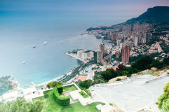 Monte Carlo, Monaco, French Riviera Stock Image