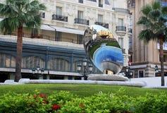 Monte Carlo - Monaco Stock Image