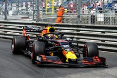 #33 Max VERSTAPPEN at the Pool chicane