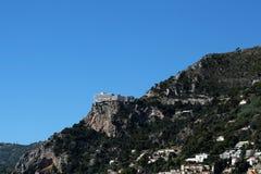 Monte Carlo Monaco mountain view Royalty Free Stock Image