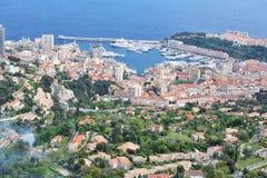 Monte Carlo / Monaco view Royalty Free Stock Photos