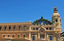 Monte Carlo Opera stockbilder