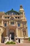 Monte Carlo Opera stockfotos