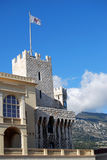 Monte Carlo Prince's Palace Stock Photos
