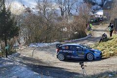 Monte Carlo Rally Royalty Free Stock Photos