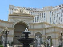 Monte Carlo 2. Monte Carlo Resort & Casino Las Vegas Royalty Free Stock Photos