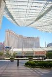 Monte Carlo Resort et le casino Image libre de droits