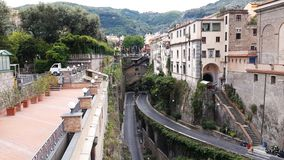 monte carlo roads Royalty Free Stock Image
