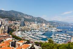 Monte, Carlo schronienie -, Monaco Fotografia Royalty Free