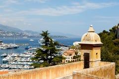 Monte, Carlo schronienie -, Monaco Obrazy Stock