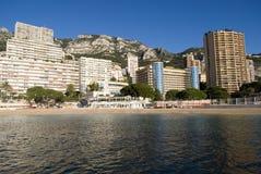 Monte Carlo skyscrapers Royalty Free Stock Photos