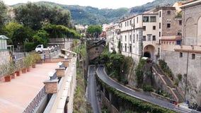 Monte Carlo Straßen Lizenzfreies Stockbild