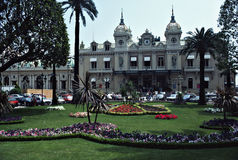 Monte - casino de Carlo imagens de stock