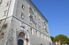 Monte Cassino Foto de archivo