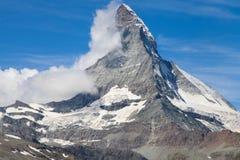 Monte Cervino Image libre de droits
