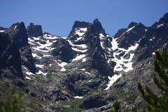 Monte Cinto 库存图片