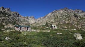 Monte Cinto , Corsica Stock Photography