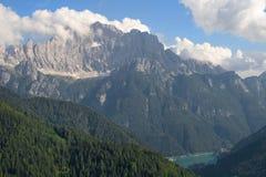 Monte Civetta Royalty-vrije Stock Afbeelding